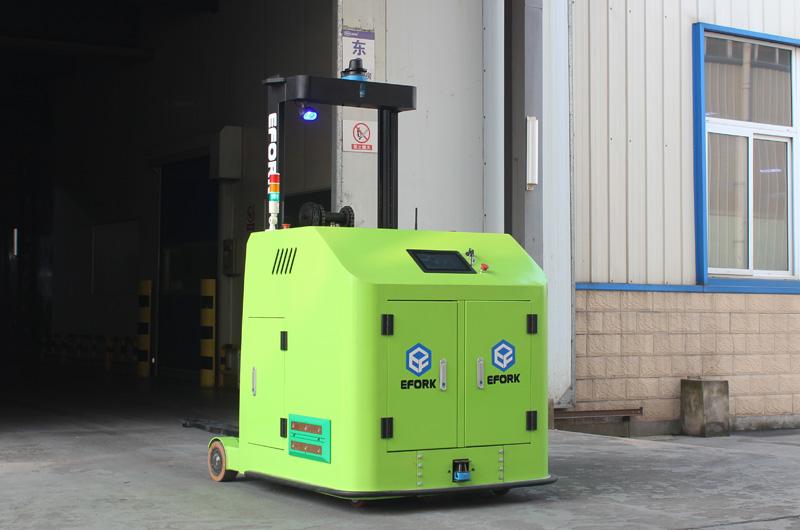 AGV叉车锂电池冬季保养小知识