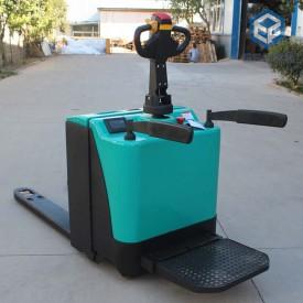 锂电池新万博平台搬运车