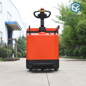 红货叉加长站驾式托盘搬运车